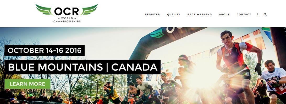 OCR Weltmeisterschaft Kanada
